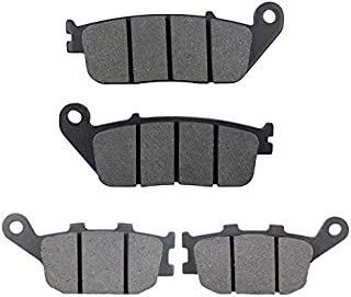 Front and Rear Brake Pads Shoes for Honda VT 750 C2 Shadow Spirit 2007 2008 2009 2010 2011 2012 2013 2014