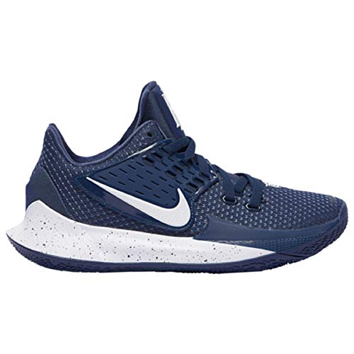 Nike Kyrie Low 2 Basketball Shoes - Midnight Navy/White, Size 13.0