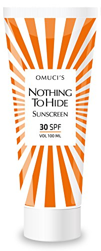 Omuci's Nothing To Hide Eco Friendly Sunscreen. Vegan Friendly, natural...