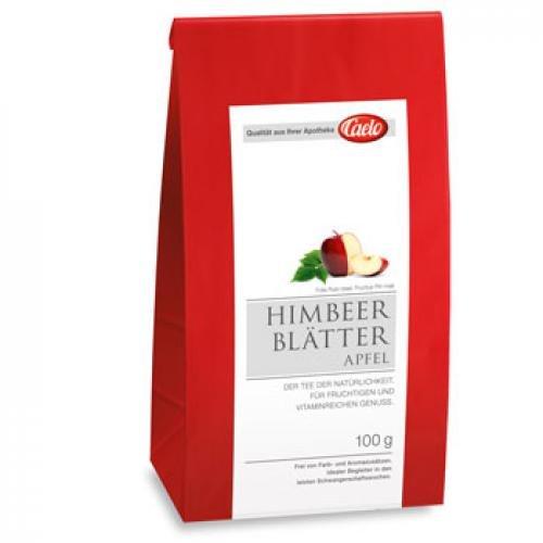 CAELO Himbeerblätter Apfel Tee HV Packung 100 g
