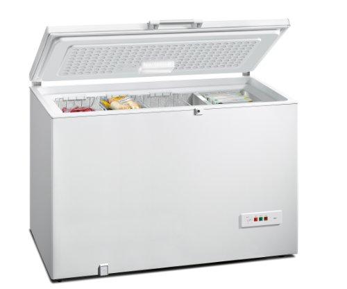 Siemens GC33MAW40 iQ500 Gefriertruhe / A+++ / Weiß / Supergefrieren