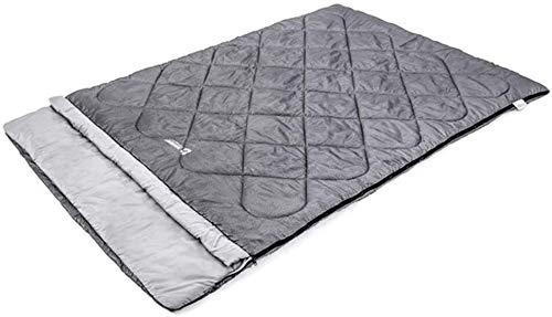 Sac de couchage Respirant, enveloppe d'air Chaud Adulte Robe Confortable activités en Plein air Portables, randonnée Tapis de Sol de Camping
