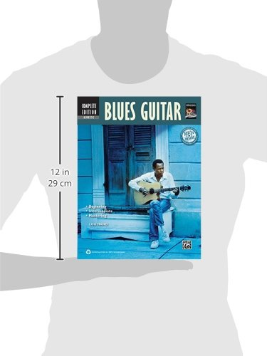 Complete Acoustic Blues Guitar Method Complete Edition: Book & MP3 CD (Complete Method)