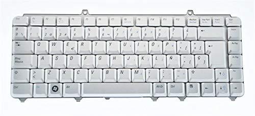 Dell PN691 Tastatur Inspiron 1318 1400 1420 1500 1520 1521 1525 1526, XPS M1330, XPS M1530, spanisch, Nicht beleuchtet