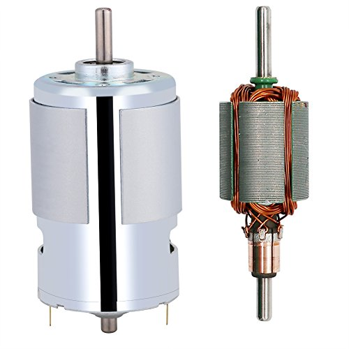 Round Shaft Electric Micro Dc Motor…
