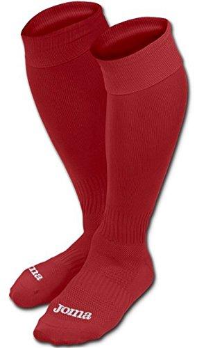 Joma Medias Rec Rojo -Pack 20- - Medias de fútbol, Unisex, Rojo - (Rojo)