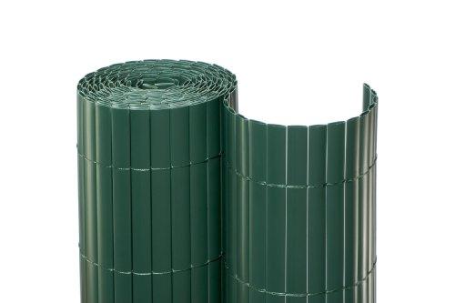 NOOR PVC Sichtschutz grün 1,2 x 10 m Rolle