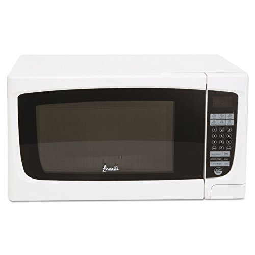 Avanti MO1450TW 1.4 Cubic Foot Capacity Microwave Oven, 1000 Watts