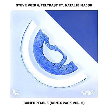 Comfortable (feat. Natalie Major) [Remixes, Vol. 1]