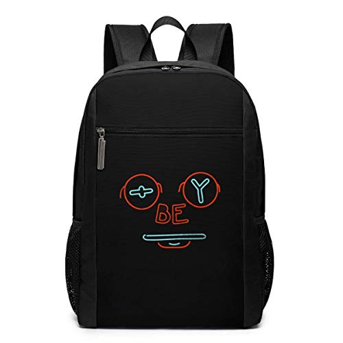 Obey Face Lightweight Laptop Backpack 17 Inch