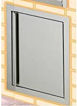 product image for Broilmaster Stainless Steel 30 Inch Door Kit and Frame - Vertical