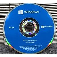 Windows 10 Home 64 Bits Español OEM DVD Versión completa