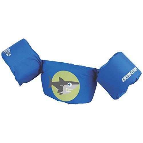 Stearns Original Puddle Jumper Kids Life Jacket | Life Vest for Children, Cancun Shark