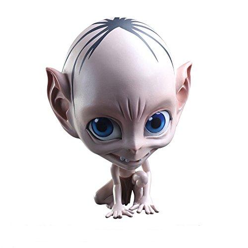 El Hobbit jan162666estática Artes Mini Figura de Gollum