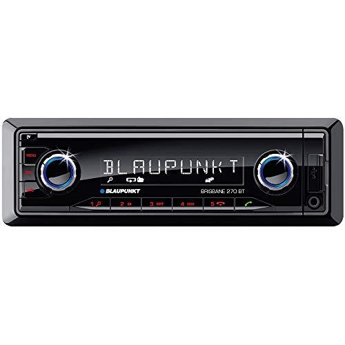 Blaupunkt Brisbane 270BT Autoradio Bluetooth®-Freisprecheinrichtung, Anschluss für Lenkradfernbedi