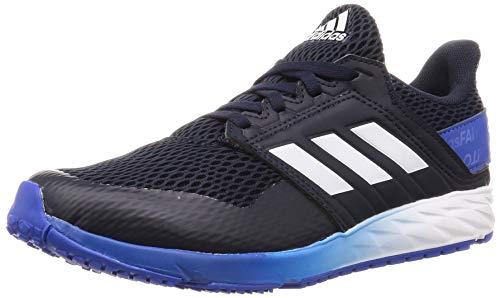 Adidas FortaFaito K, Zapatillas de Running Unisex niño, Multicolor (Tinley/Ftwbla/Azul 000), 31.5 EU