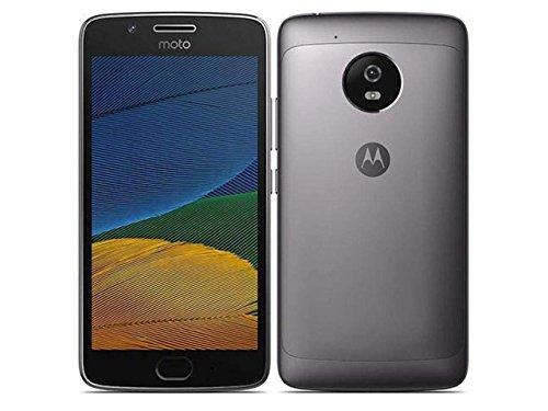 Moto G5 (5th Generation) - 32GB GSM Unlocked Android Smartphone (Lunar Gray)