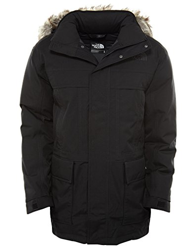 The North Face Mcmurdo Parka II Men's - X-Large - TNF Black