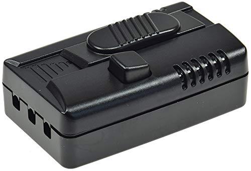 Fußschalter mit Dimmer Fuss-Dimmer 40-300 Watt, EIN / AUS Schalter Schieberegler stufenloses dimmen von dimmbarem Lampen, Leuchten, Stehlampen