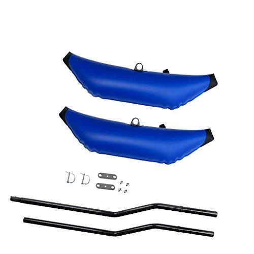 Sharplace 2 Unidades Estabilizadores + Soportes Botes