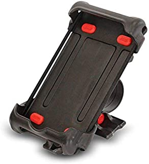 Delta Smart Cell Phone Bike Bicycle Motorcycle Holder Caddy Mount Case for iPhone Android Samsung HTC Waterproof (Renewed)