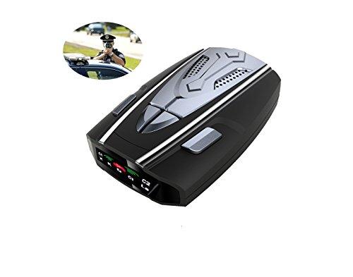 Détecteur de radar de vitesse pour voiture Russie Affichage Icon X K CT Ka Contrôle de vitesse Meilleur détecteur de radar