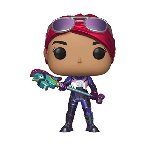 Funko Pop! Games: Fortnite - Brite Bomber (Metallic) Amazon Exclusive