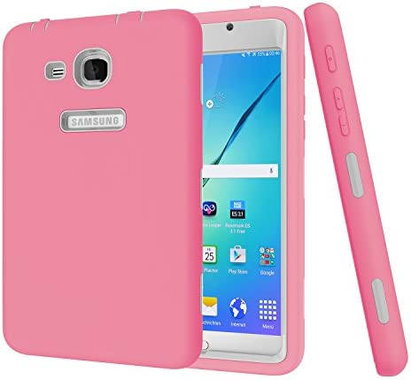 BAUBEY Case for Samsung Tab A6 7 0 2016 SM T280 T285 Hybrid Heavy Duty Shockproof Impact Resist product image