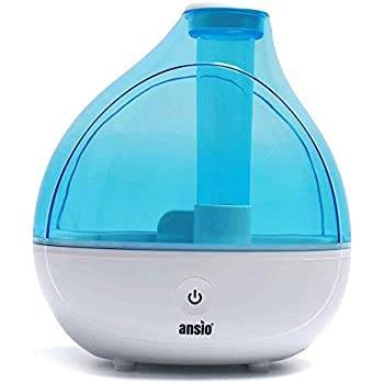 ANSIO Cool Mist Humidifier Ultrasonic with 2.8 Litres Water