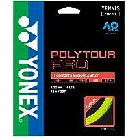 ヨネックス(YONEX) 硬式テニス ストリングス ポリツアープロ 130 (1.30mm) PTGP130 フラッシュイエロー フラッシュイエロー(557)