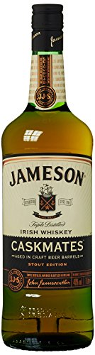 Jameson Caskmates Irish Whiskey Stout Edition (1 x 1 l)