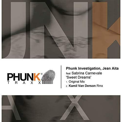 Phunk Investigation & Jean Aita