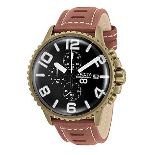Invicta 32693 Corduba reloj de cuarzo multifunción con esfera negra para hombre
