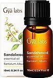 Aceite esencial de sándalo - Limpiador revitalizante para una belleza refinada y equilibrada (10...
