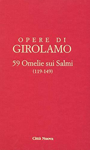 59 omelie sui salmi: 9\2 (Opere di Girolamo)