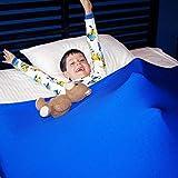 Huggaroo Pouch Sensory Compression Bed Sheet - Twin/Twin XL Mattress