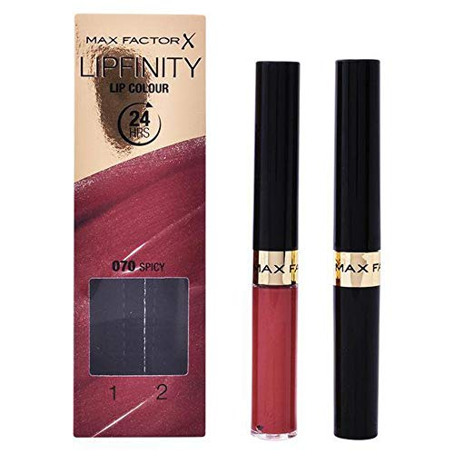 Max Factor Lipfinity Lip Colour 115 Confident 115 Confident