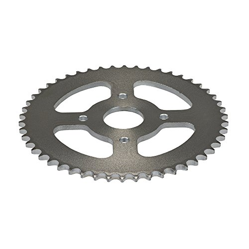 Monster Motion AlveyTech 420 Chain 50 Tooth Rear Sprocket for The Baja MB165 & MB200 Mini Bike