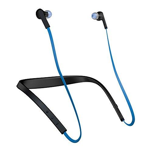 Jabra Halo Smart Wireless Bluetooth Stereo Headset blau | kabelloser In-Ear-Kopfhörer zum Musik hören und telefonieren | geeignet für Handy, Smartphone, Tablet und PC