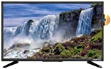 Sceptre 32' 1080p FHD LED TV-DVD combo HDMI VGA USB MEMC 120, Machine Black