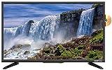 Sceptre 32' 1080p FHD LED TV-DVD combo HDMI VGA USB MEMC 120, Machine Black
