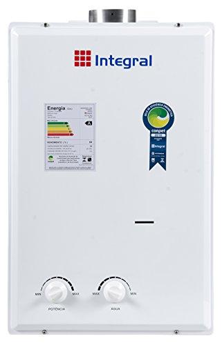 Aquecedor Gas 15L Gn Integral Branco