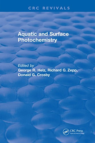 Aquatic and Surface Photochemistry (English Edition)