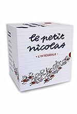 Intégrale Le petit Nicolas - Coffret 7 volumes de René Goscinny