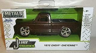 metallic brown truck