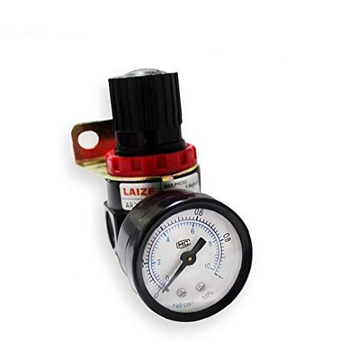 OMMO LEBEINDR AFR2000 Öl- und Wasserabscheider Luftdruckregler Filter Druckventil für Gas-Prozessor für die Industrie zu reduzieren