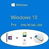 Windows 10 Pro Retail HAV-00060 FQC-08799 Eng USB FPP P2 64 bit