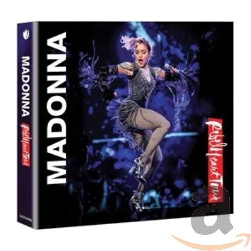 Rebel Heart Tour (Cd+Bluray)