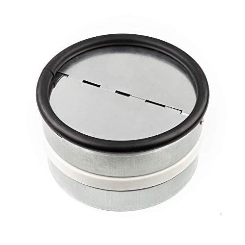 Rückstauklappe RKI 100 mm Inline Professionell für Lüftungsrohr