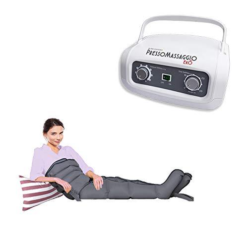Máquina de masaje PressoMassaggio Mesis® EkÓ con 2 botas pierna + Kit Slim Body | Masaje intenso en las piernas y el abdomen